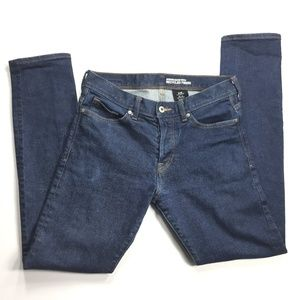 H&M &Denim Slim 31 x 32 Dark Blue Wash Recycled